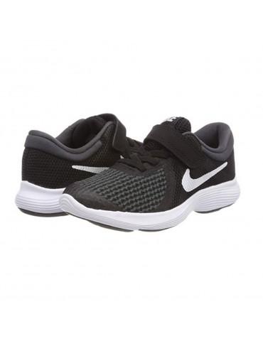Kinderschuh Sneaker NIKE AIR MAX 97 aus schwarzem Stoff AV4149 001