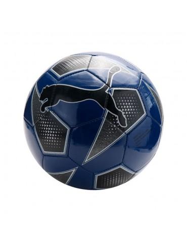 PUMA blue and black soccer...