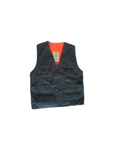 Reversible vest for hunting...