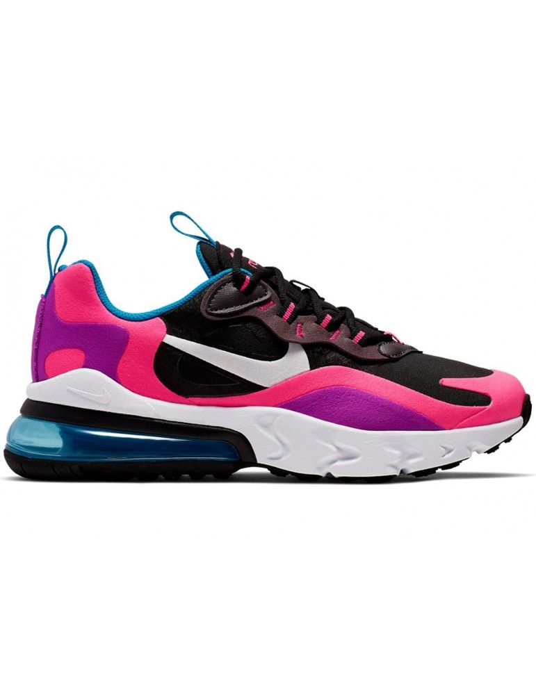 air max 270 react donna rosa