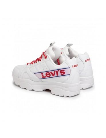 LEVIS Unisex-Sneaker aus...