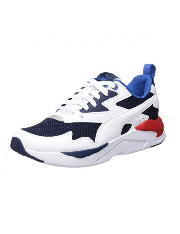 PUMA White and blue men's...