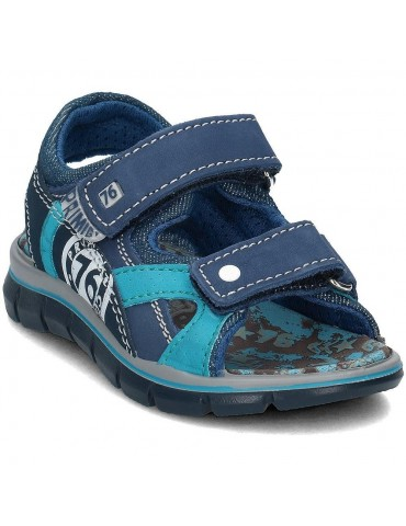 PRIMIGI baby shoes in blue...
